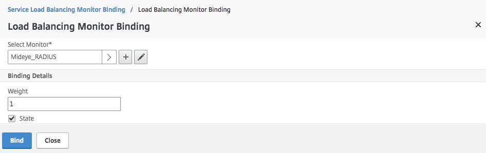 Add monitor