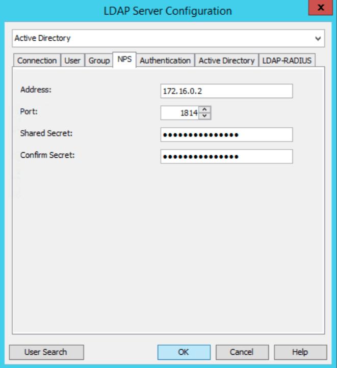 Windows Server – NPS |