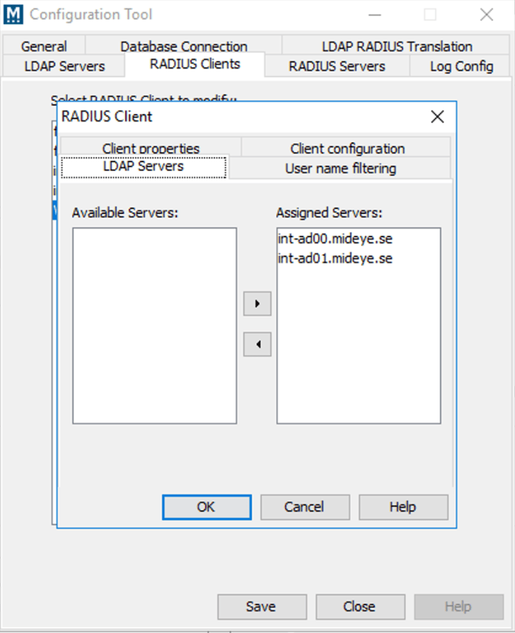 Configuration guide |