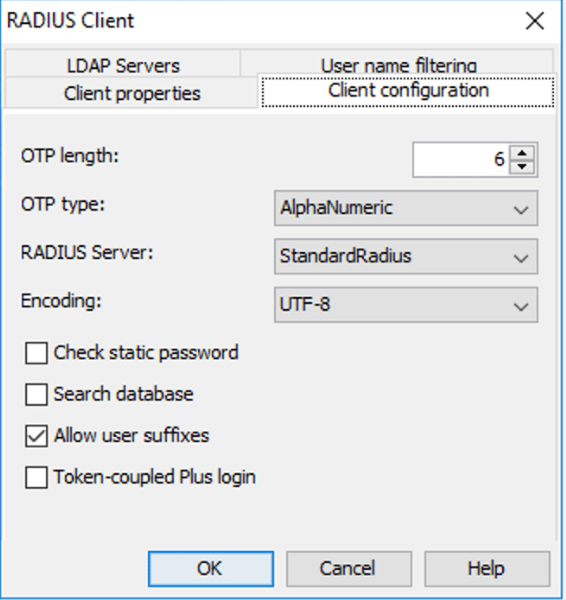 Remove check static password